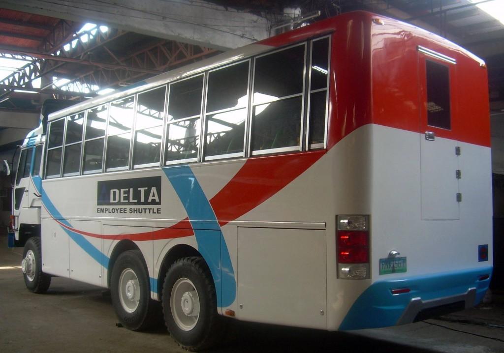 Delta Bus2